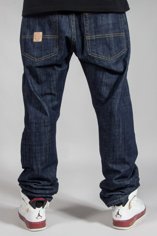 MASS PANTS JEANS REGULAR FIT BASE DARK
