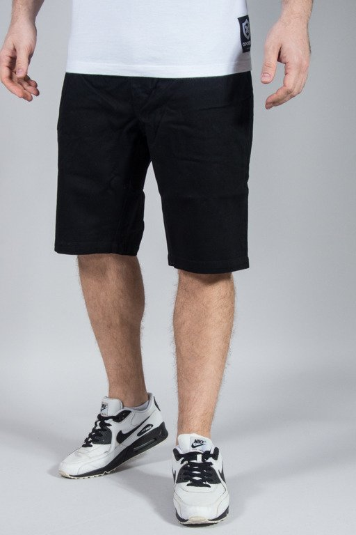 MASS SHORTS CHINO CLASSIC BLACK