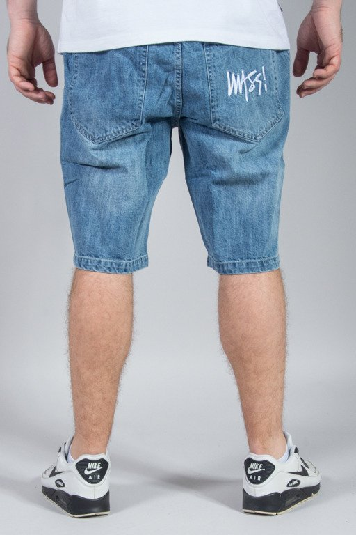 MASS SHORTS JEANS SIGNATURE LIGHT