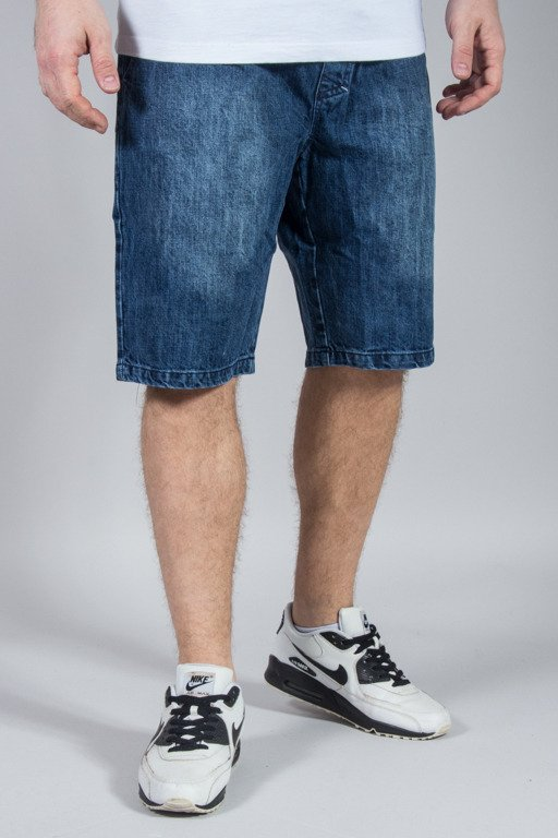 MASS SHORTS JEANS SIGNATURE MARMUR