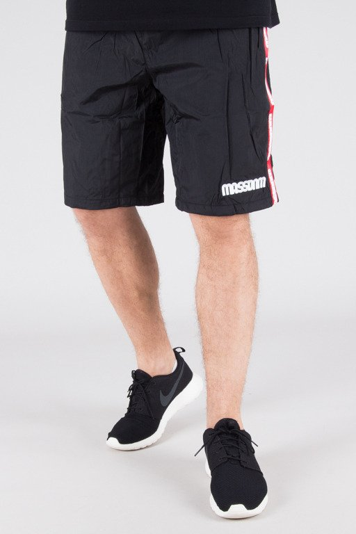 MASS SHORTS SPORT PROTECT BLACK