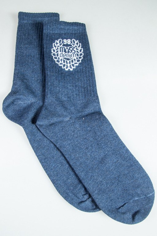 MASS SOCKS BASE NAVY