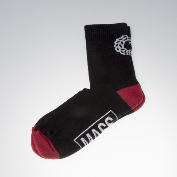 MASS SOCKS CONVERSION BLACK