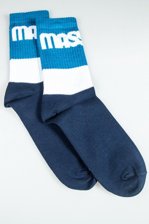 MASS SOCKS RESPECT NAVY