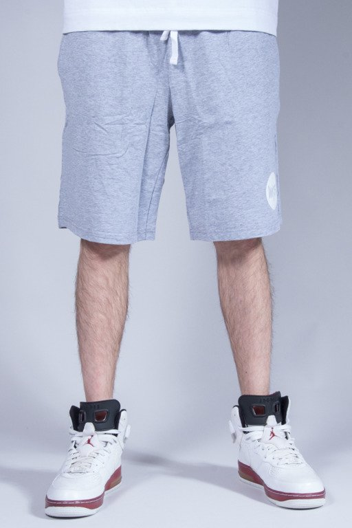 MASS SWEAT SHORTS SIGNATURE MELANGE