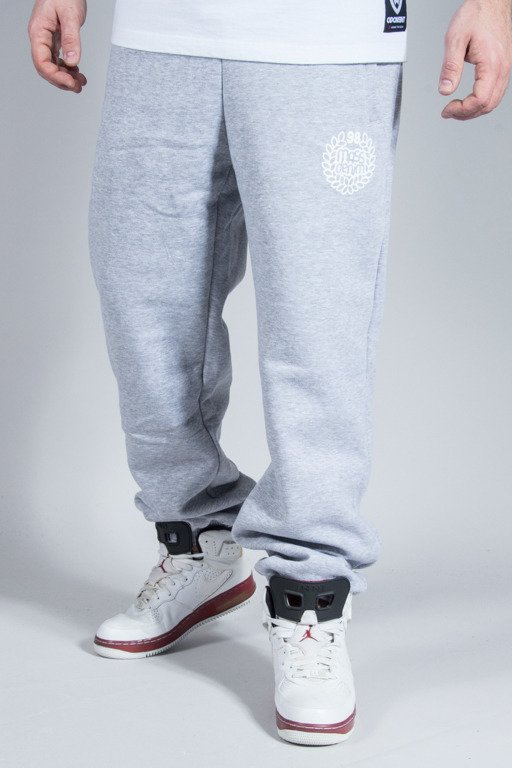 MASS SWEATPANTS BASE MELANGE