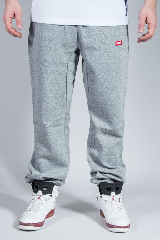 MASS SWEATPANTS COVER MELANGE