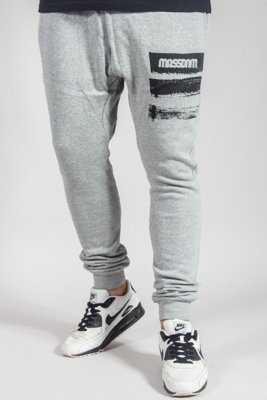 MASS SWEATPANTS TRACES GREY