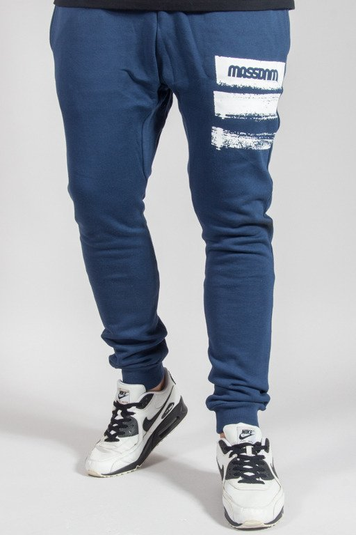 MASS SWEATPANTS TRACES NAVY