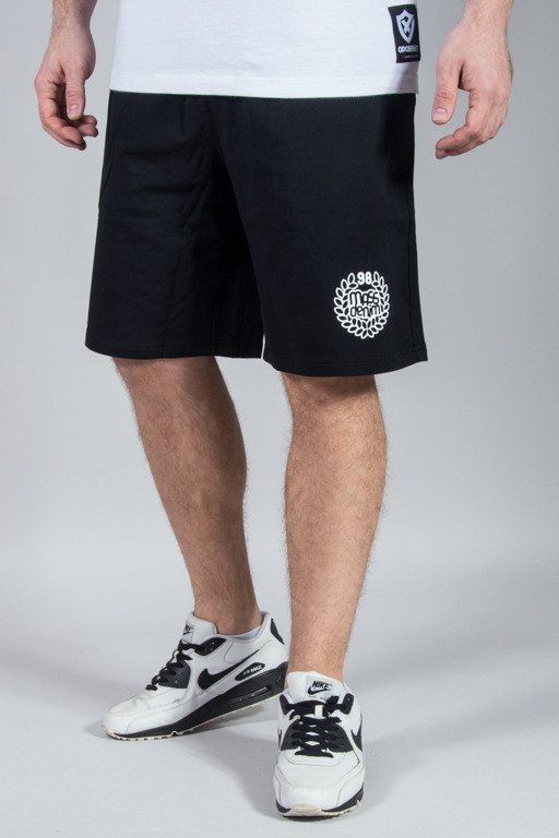 MASS SWEATSHORTS BASE BLACK