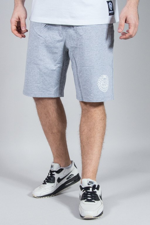 MASS SWEATSHORTS BASE MELANGE