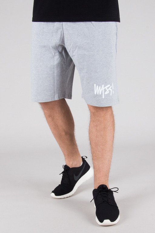 MASS SWEATSHORTS SIGNATURE MELANGE