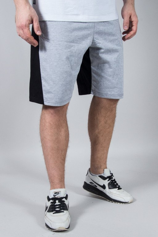 MASS SWEATSHORTS SPRINT GREY