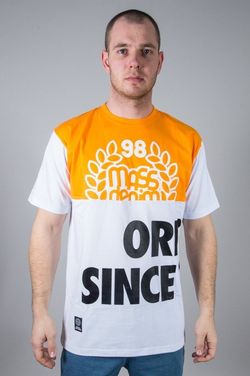 MASS T-SHIRT BALLER ORANGE