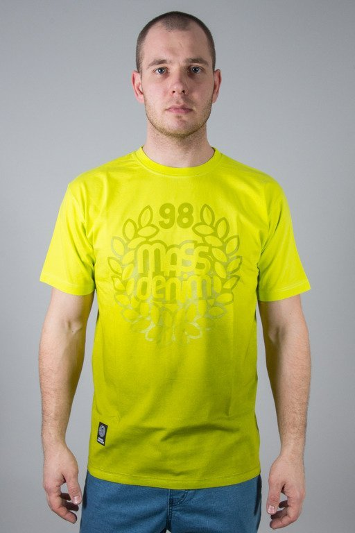MASS T-SHIRT BASE FADE GREEN