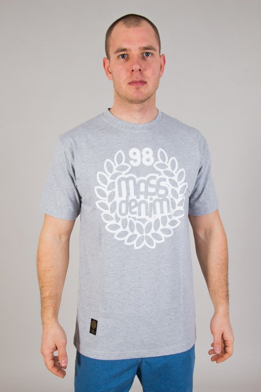 MASS T-SHIRT BASE GREY