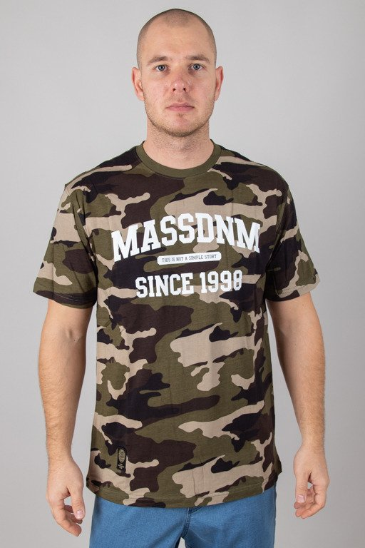 MASS T-SHIRT CAMPUS CAMO