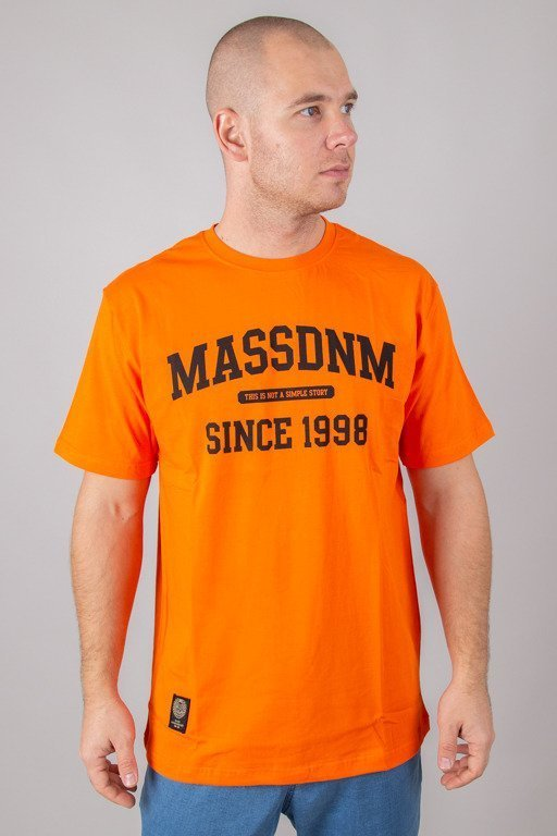 MASS T-SHIRT CAMPUS ORANGE