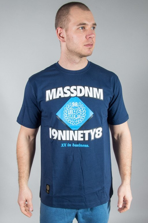 MASS T-SHIRT CREATOR NAVY