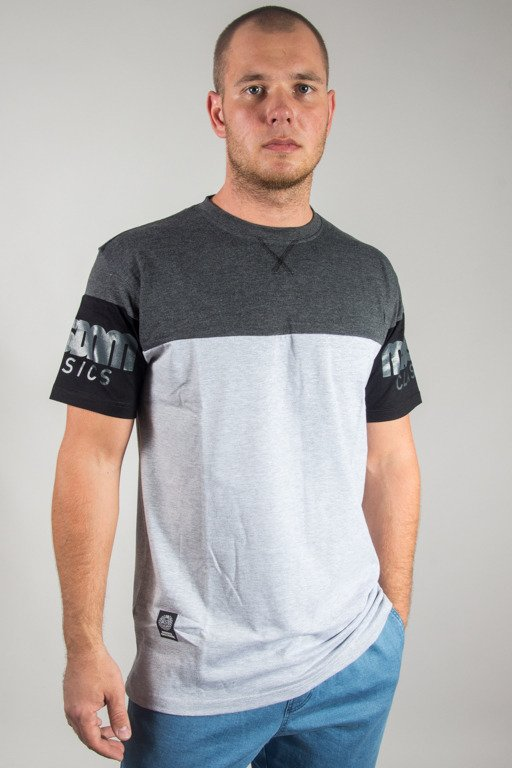 MASS T-SHIRT DIVISION GREY