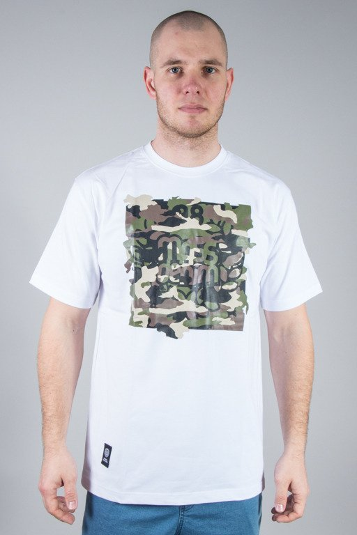 MASS T-SHIRT PATROL WHITE