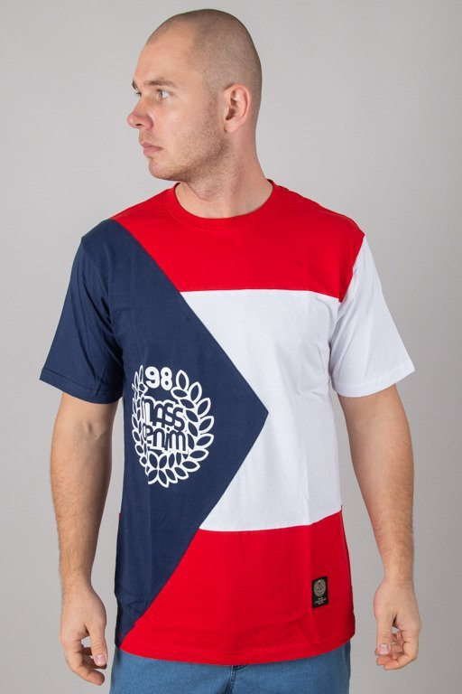 MASS T-SHIRT REPUBLIC RED