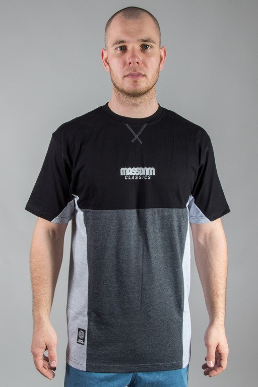 MASS T-SHIRT SPRINT BLACK
