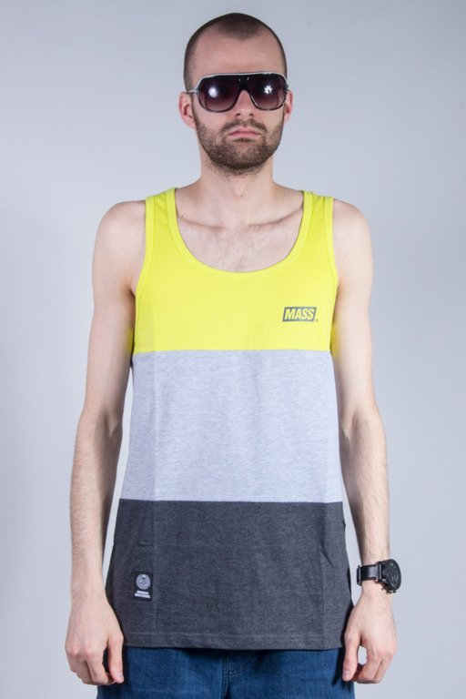 MASS TANK TOP HORIZON LIMON