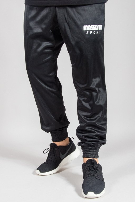 MASS TRACKPANTS STRIPE BLACK