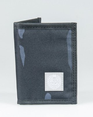 MASS WALLET BASE BLACK CAMO