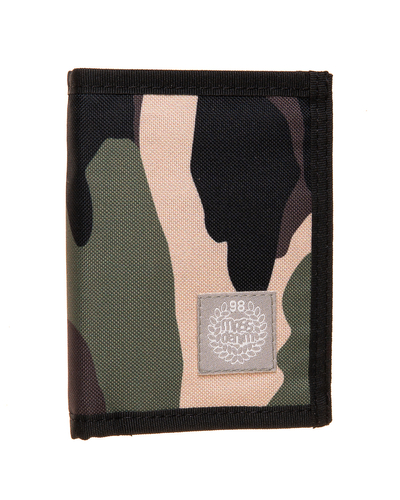 MASS WALLET BASE WOODLAND CAMO