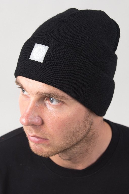MASS WINTER CAP BASE BLACK