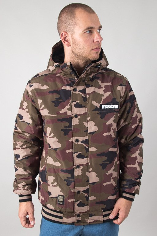 MASS WINTER JACKET DISTRICT CAMO