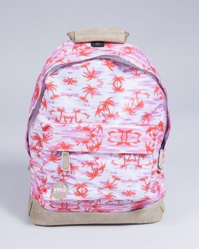 MI PAC BACKPACK NYX DEYN PALMS PINK