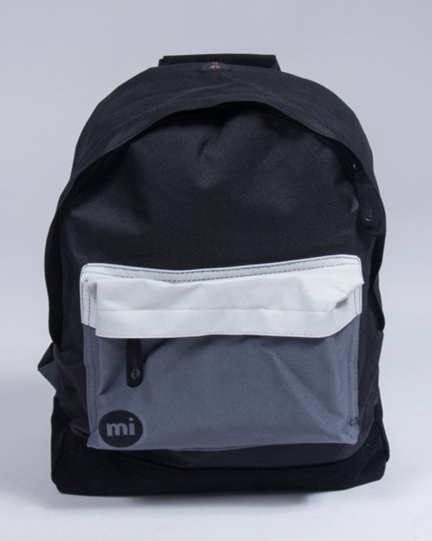 MI PAC BACKPACK TONAL BLACK-GREY