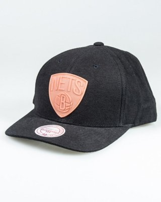 MITCHELL&NESS CAP GUM NBA BRONET BLACK