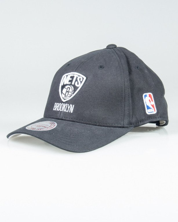 MITCHELL & NESS CAP QC97Z FLEXFIT BROOKLYN NETS BLACK