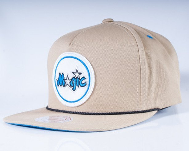 MITCHELL & NESS CZAPKA SNAPBACK NJ12Z ORLANDO MAGIC