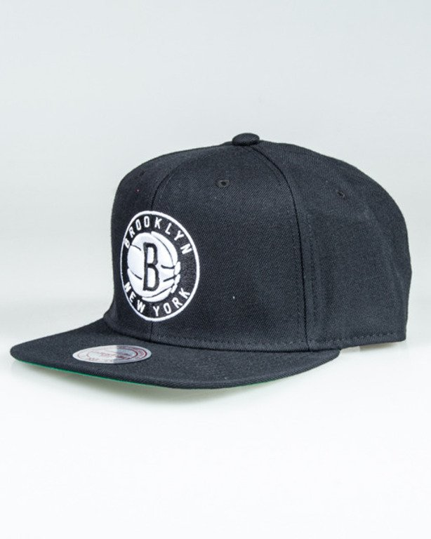 MITCHELL&NESS SNAPBACK SOLID TEAM COLOUR NL99Z BRONET BLACK