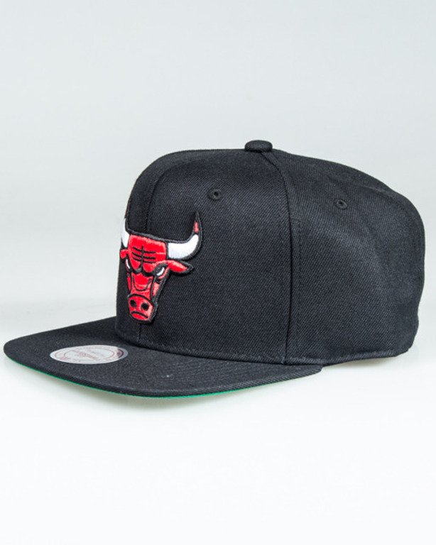 MITCHELL&NESS SNAPBACK SOLID TEAM COLOUR NL99Z CHIBUL BLACK