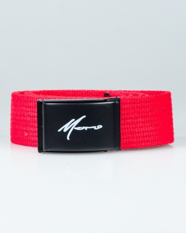 MORO BELT PARIS RED