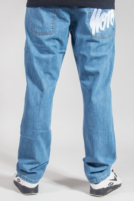 MORO JEANS REGULAR SLANT TAG17 LIGHT