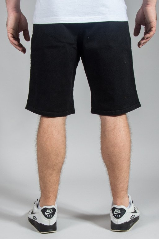 MORO SHORTS JEANS 2LABELS BLACK