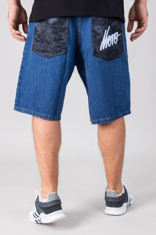 MORO SHORTS JEANS MORO POCKET MEDIUM