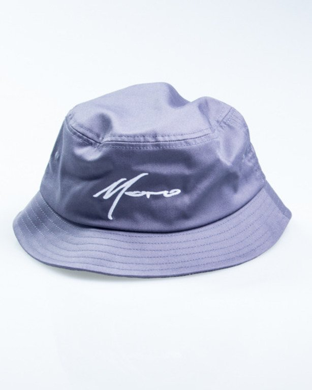 MORO SPORT BUCKET HAT GREY
