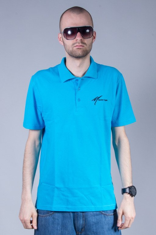 MORO SPORT POLO PARIS BLUE