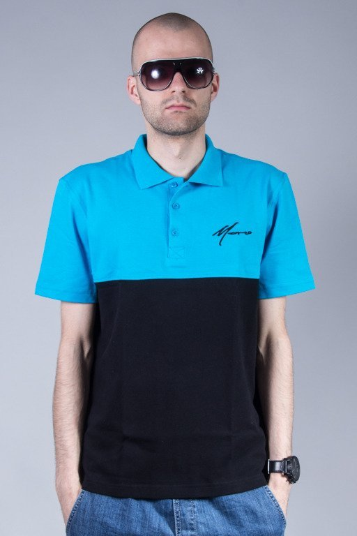 MORO SPORT POLO PARIS DUO BLUE