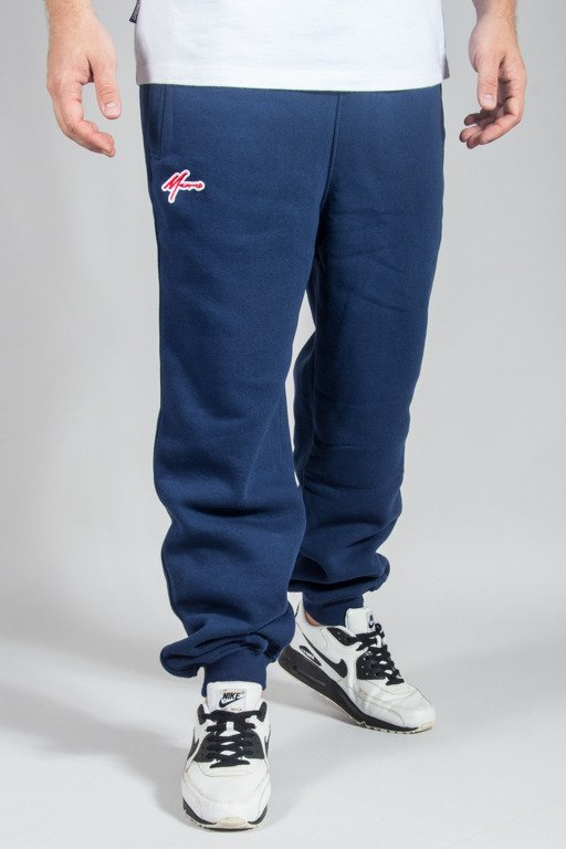 MORO SPORT SWEATPANTS PARIS NAVY