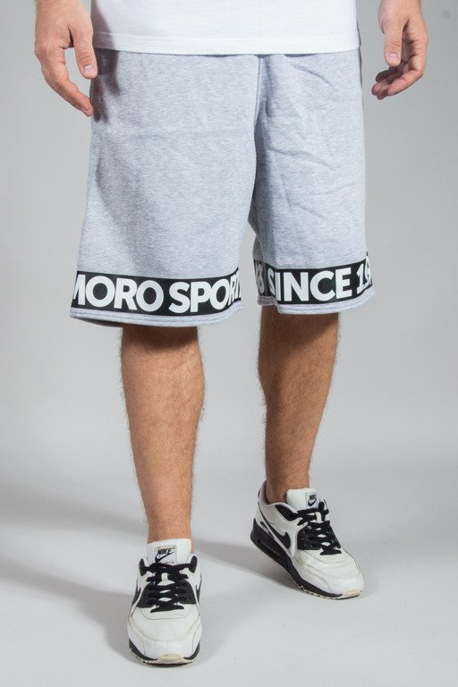 MORO SPORT SWEATSHORTS SIMPLE MELANGE