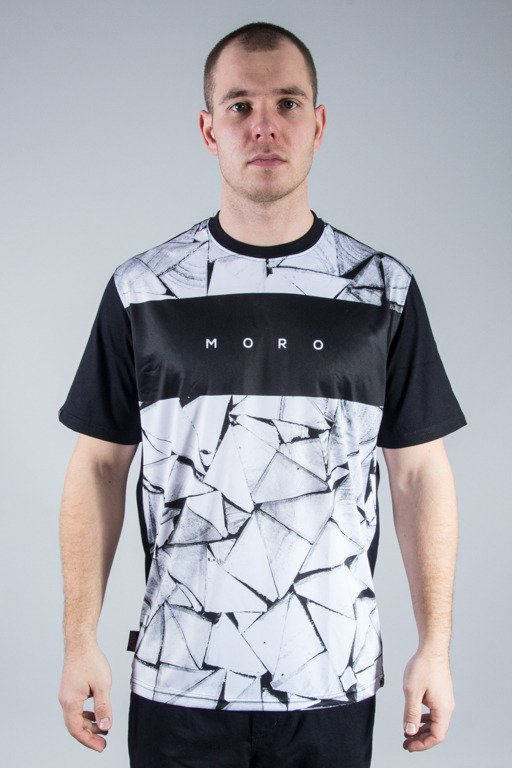 MORO SPORT T-SHIRT WOOD BLACK